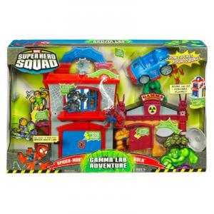 Gamma Lab Adventure Super Hero Squad