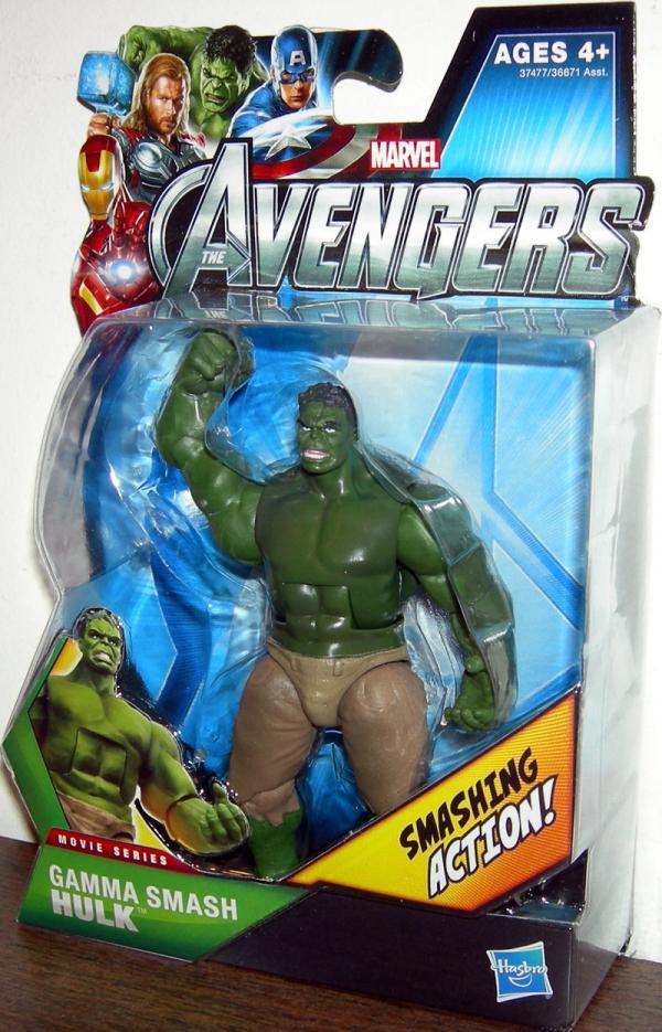 Gamma Smash Hulk 08 Avengers