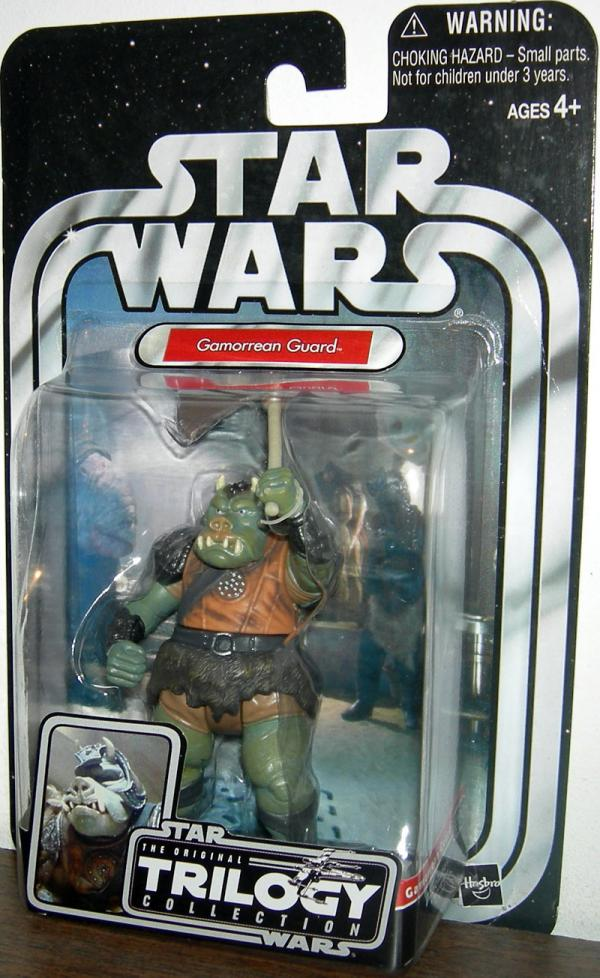 Gamorrean Guard Original Trilogy Collection 30 Star Wars action figure