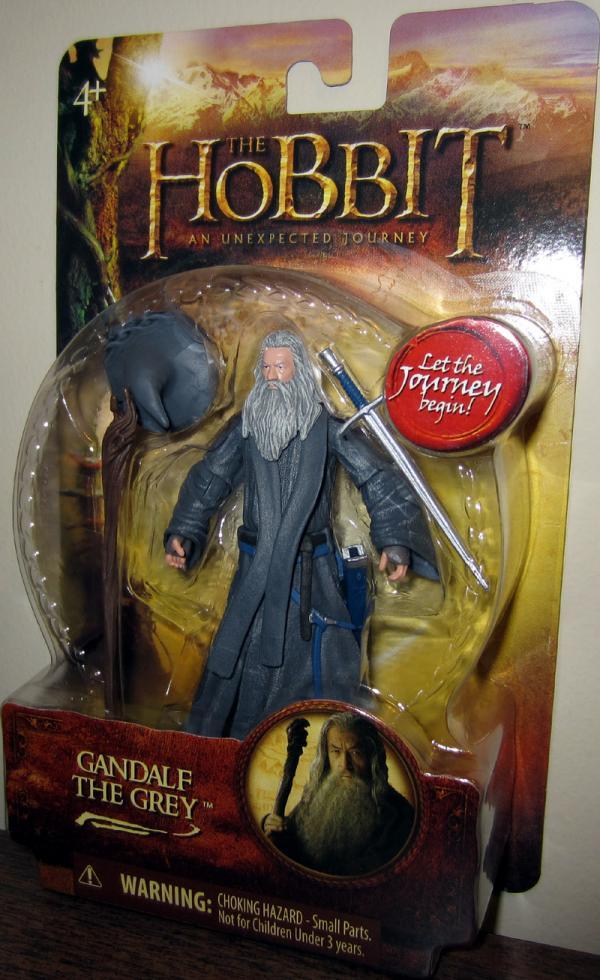 Gandalf Grey Hobbit Figure 4 Inch Bridge