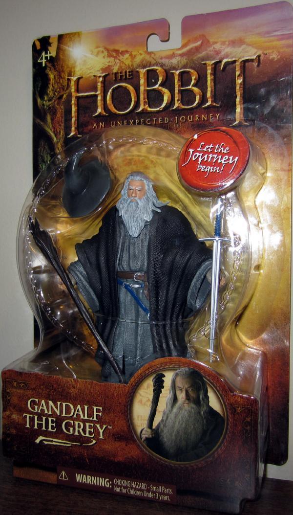 Gandalf Grey Figure Hobbit 6 inch Bridge Direct Inc