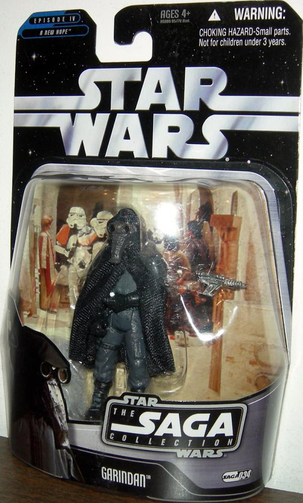 Garindan Figure Saga Collection 034 Star Wars New Hope