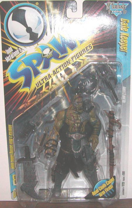 Gate Keeper Action Figure Spawn Series 8 McFarlane Toys