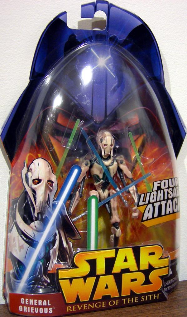General Grievous Revenge Sith, 9
