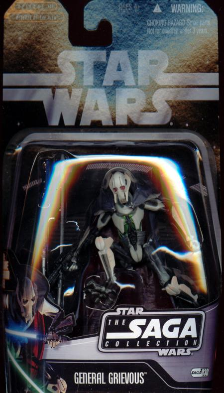 General Grievous Saga Collection 030 Action Figure Star Wars