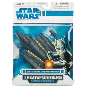 General Grievous Grievous Starfighter Transformers Crossovers
