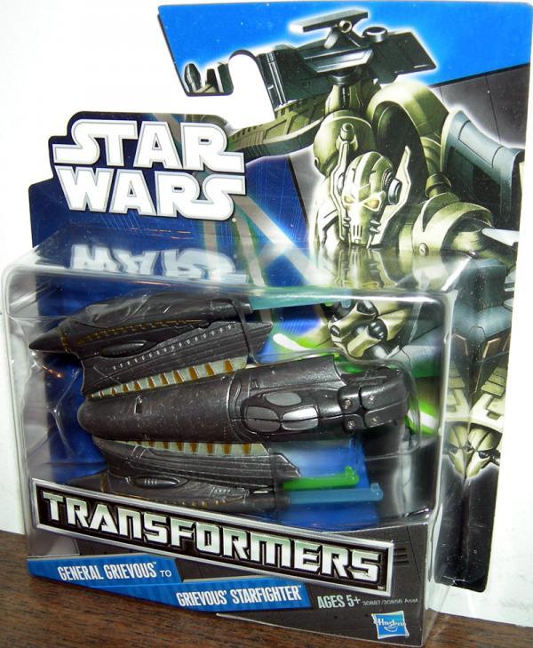 General Grievous Grievous Starfighter Transformers