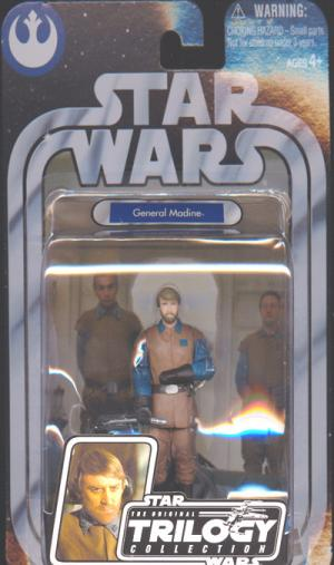 General Madine Original Trilogy Collection, 36