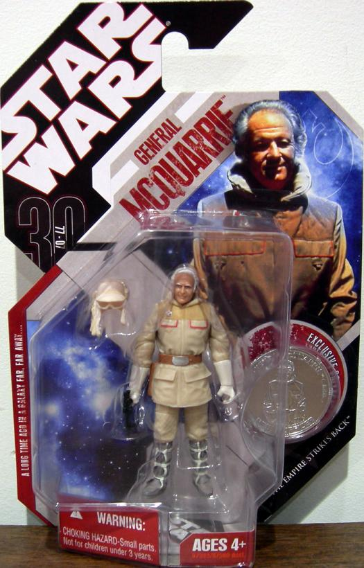 General McQuarrie 30th Anniversary, No 40