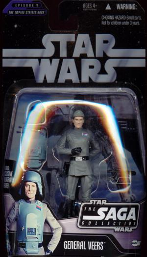 General Veers Figure Saga Collection 007 Star Wars