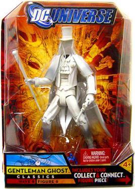 Gentleman Ghost Figure DC Universe Classics Mattel