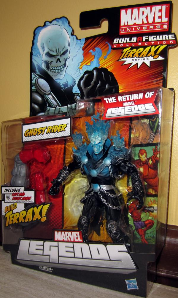 Ghost Rider Marvel Legends, Terrax Series