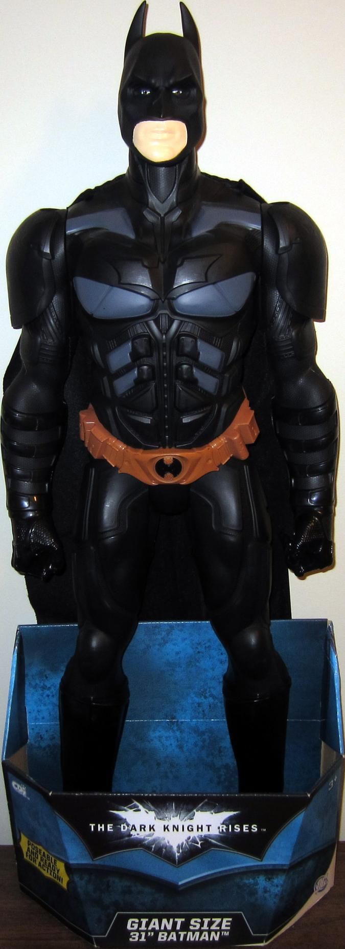 Giant Size 31 inch Batman Dark Knight Rises action figure