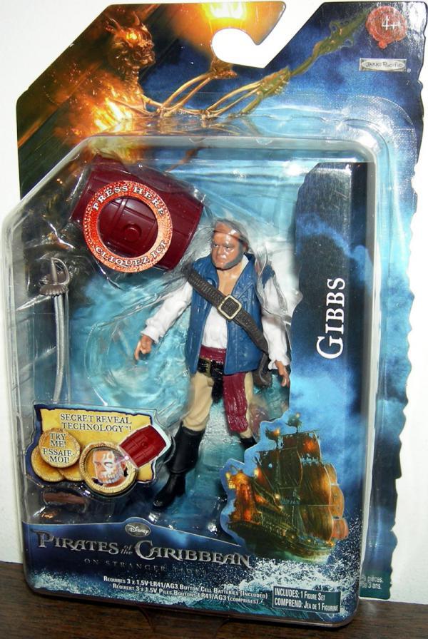Gibbs Stranger Tides, 375 inch