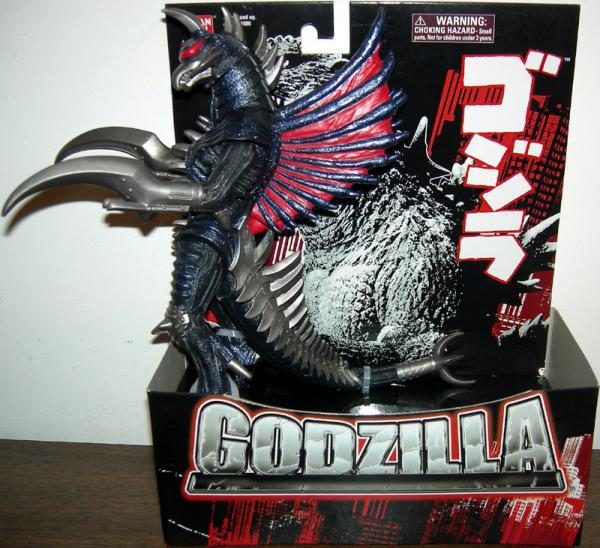 Gigan Final Wars 2004 2011