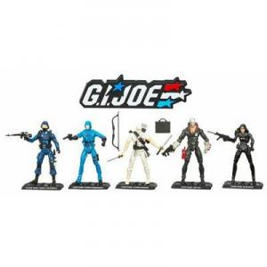 GI JOE 25th Anniversary Cobra 5-Pack