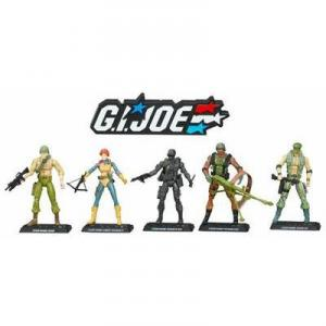 GI JOE 25th Anniversary GI JOE 5-Pack