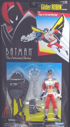 Glider Robin Batman Animated Series