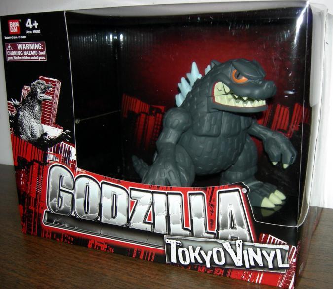 Godzilla 2004 Tokyo Vinyl