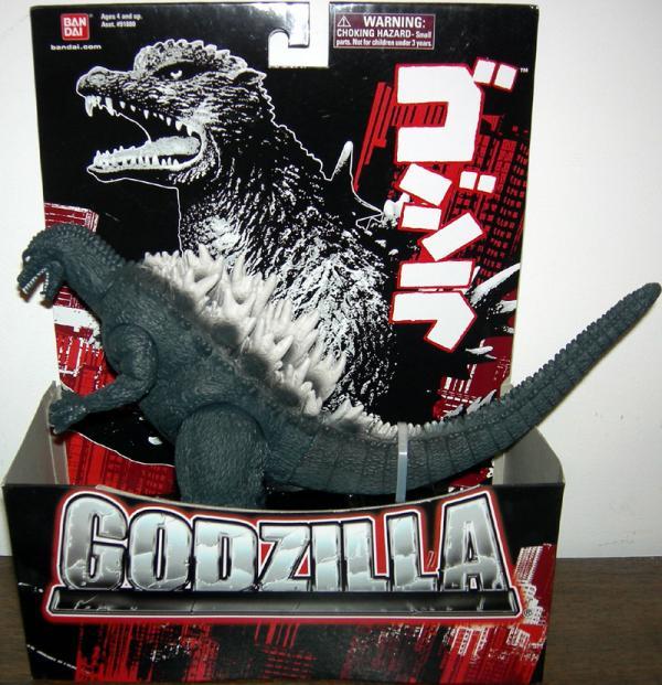 Godzilla 2001 2011 action figure