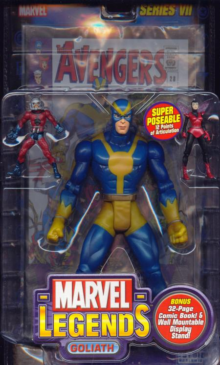 Goliath Marvel Legends