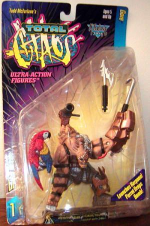 Gore Figure Total Chaos McFarlane Toys