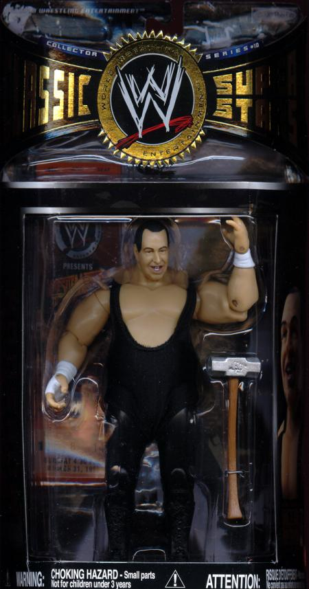 Gorilla Monsoon Series 10