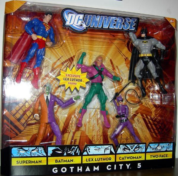Gotham City 5 DC Universe