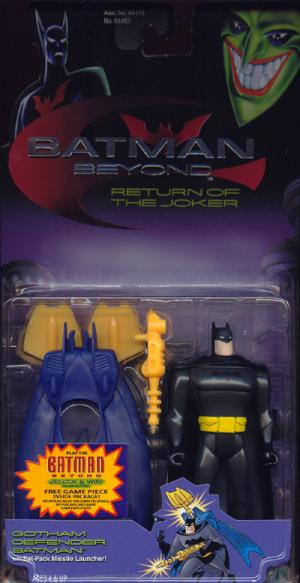 Gotham Defender Batman