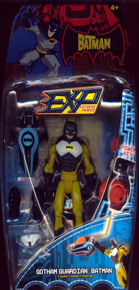 Gotham Guardian Batman EXP