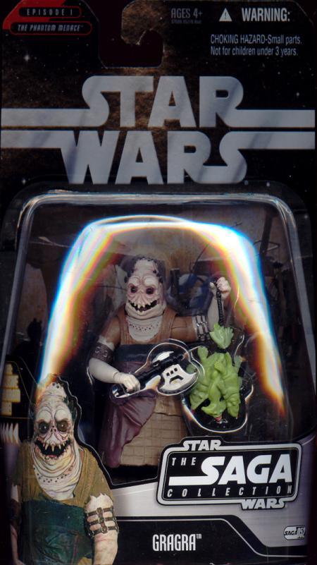Gragra Saga Collection 052 Star Wars Phantom Menace action figure