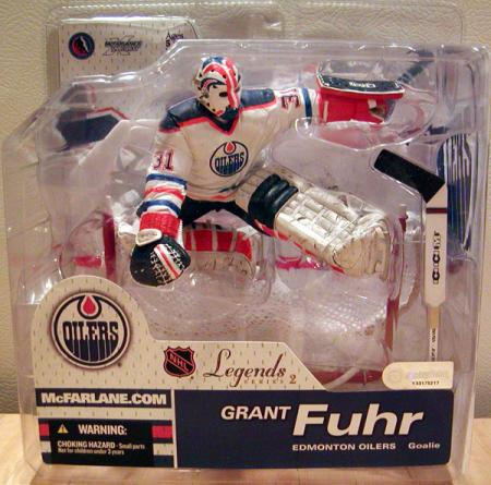 Grant Fuhr Legends 2
