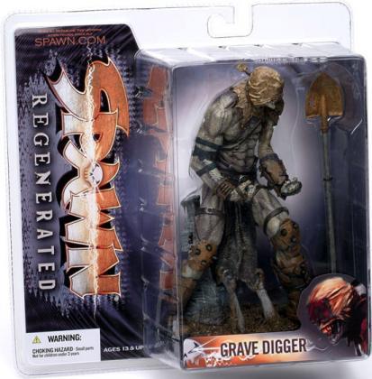 Grave Digger 2 Regenerated, variant
