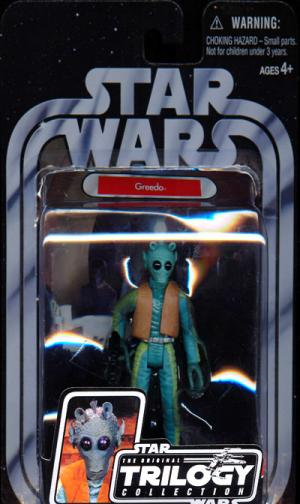 Greedo Figure Original Trilogy Collection 22 Star Wars