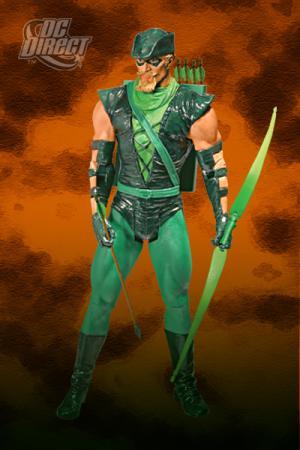 Green Arrow Alex Ross