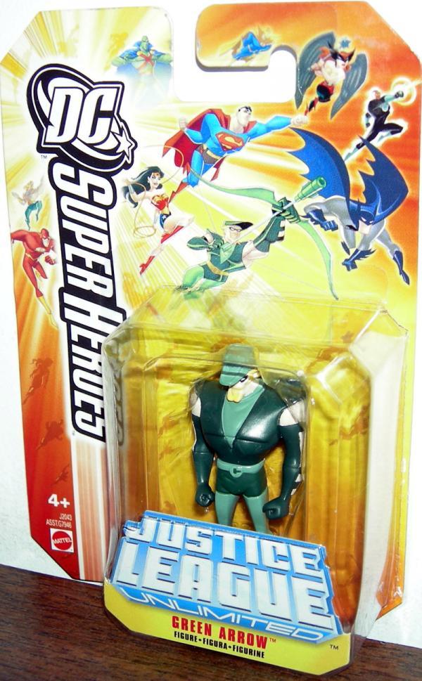 Green Arrow DC SuperHeroes die-cast