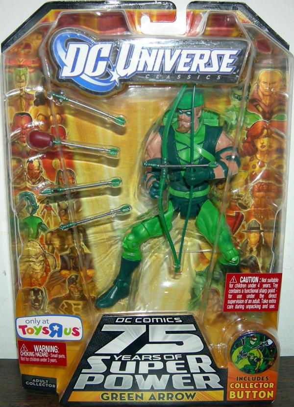 Green Arrow DC Universe All Star