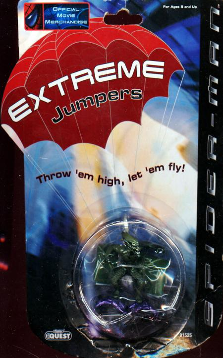 Green Goblin Extreme Jumpers