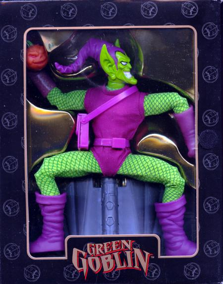 8 inch Green Goblin, Famous Covers