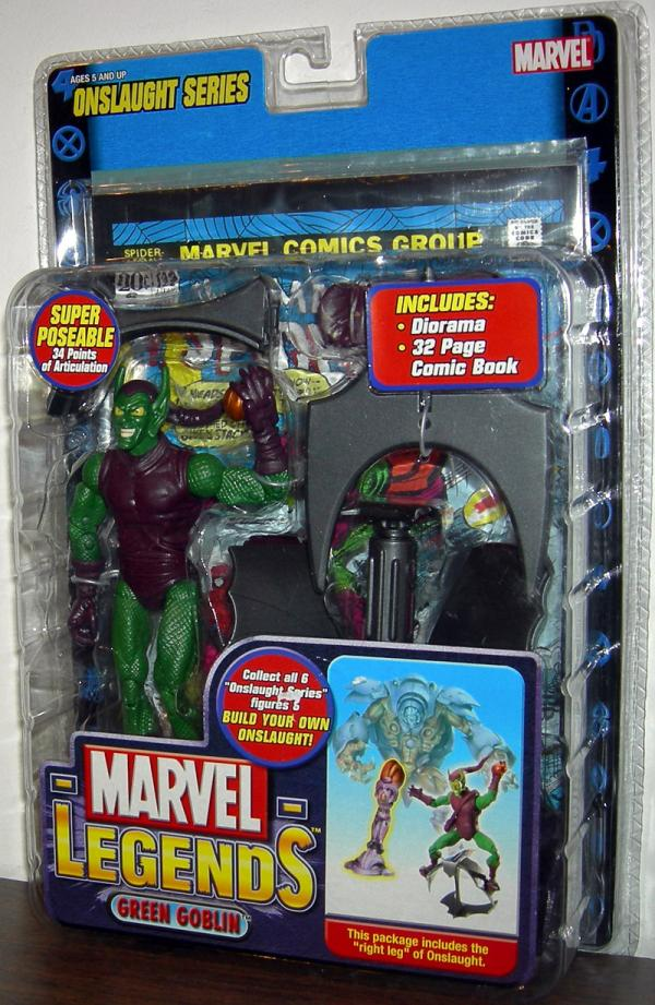 Green Goblin Marvel Legends