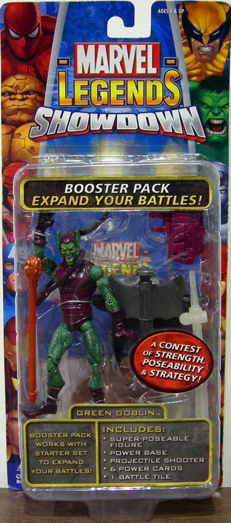 Green Goblin Marvel Legends Showdown