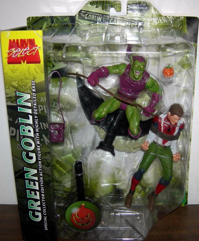 Green Goblin Marvel Select