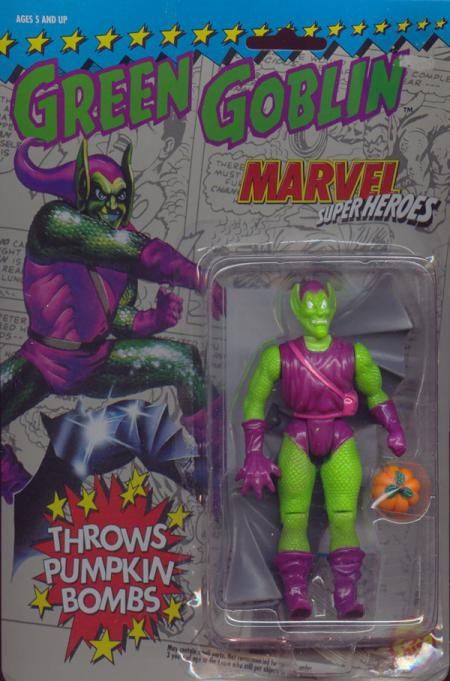 Green Goblin Marvel Super Heroes