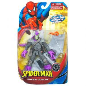 Green Goblin Trilogy Classics Spider-Man action figure