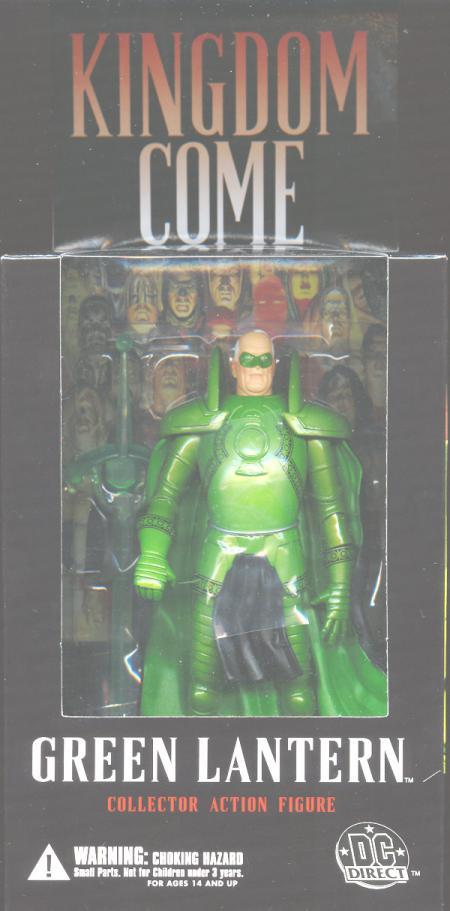 Green Lantern Kingdom Come