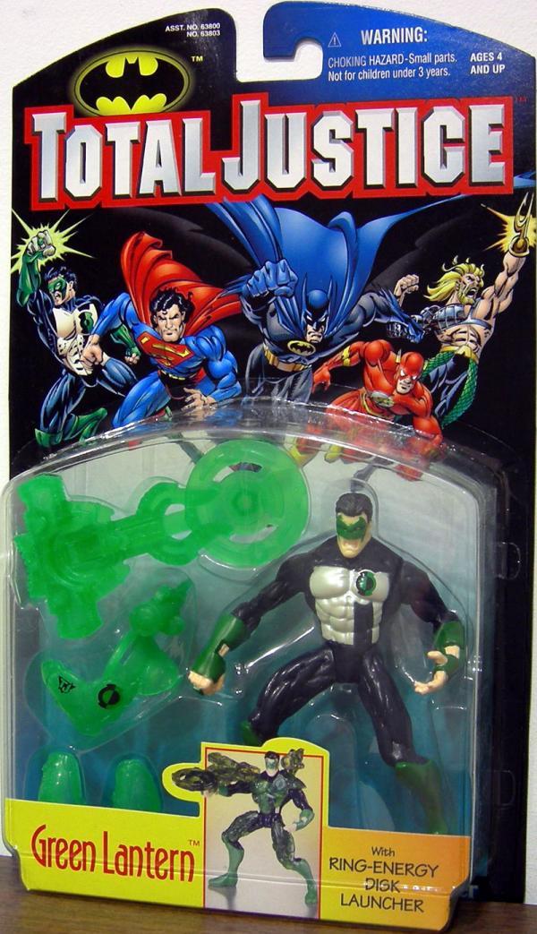 Green Lantern Total Justice