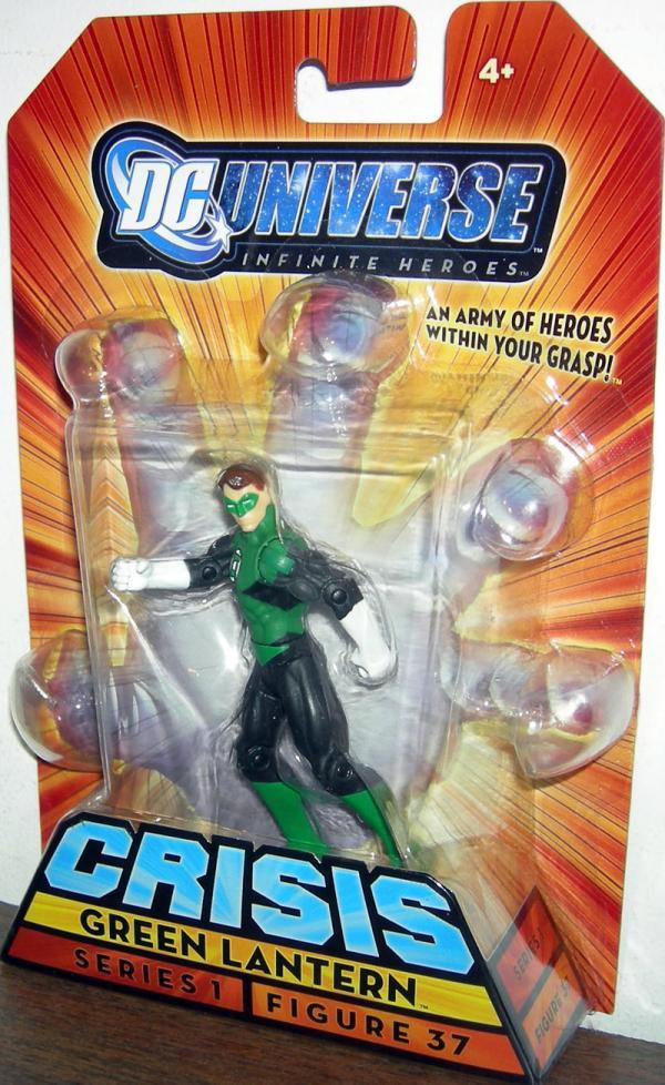 Green Lantern Infinite Heroes, figure 37
