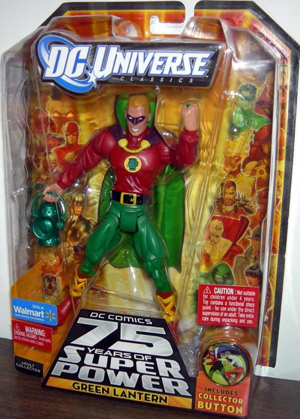 Green Lantern DC Universe, wave 14