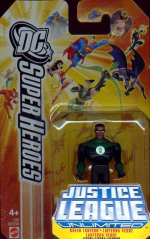 Green Lantern DC SuperHeroes die-cast