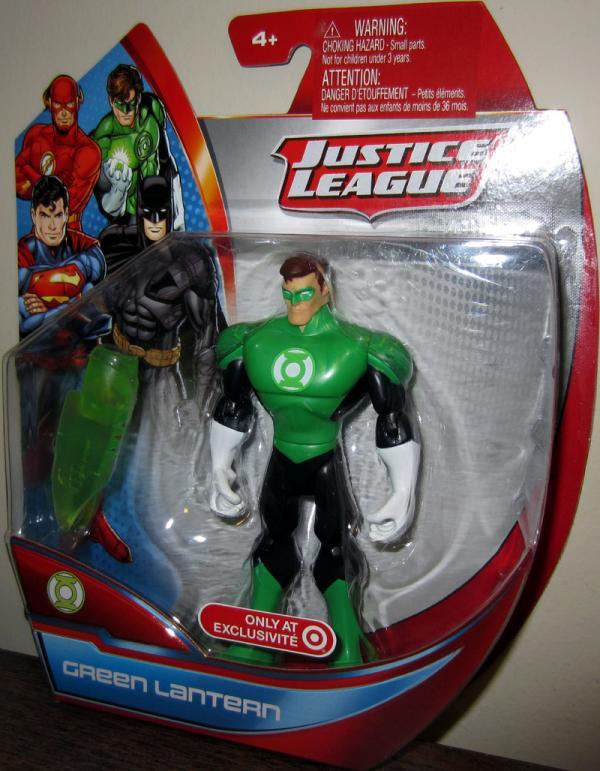Green Lantern Justice League Target Exclusive action figure